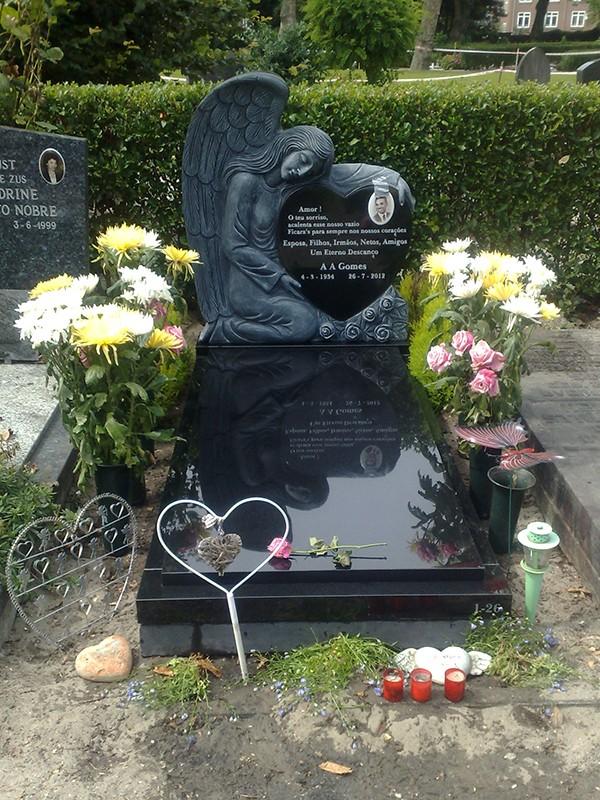 grafsteen engel